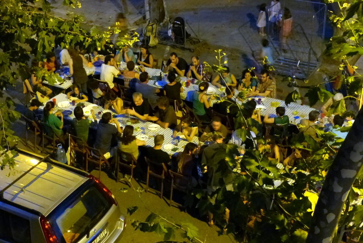 Diada del cooperativisme a La Flor de Maig