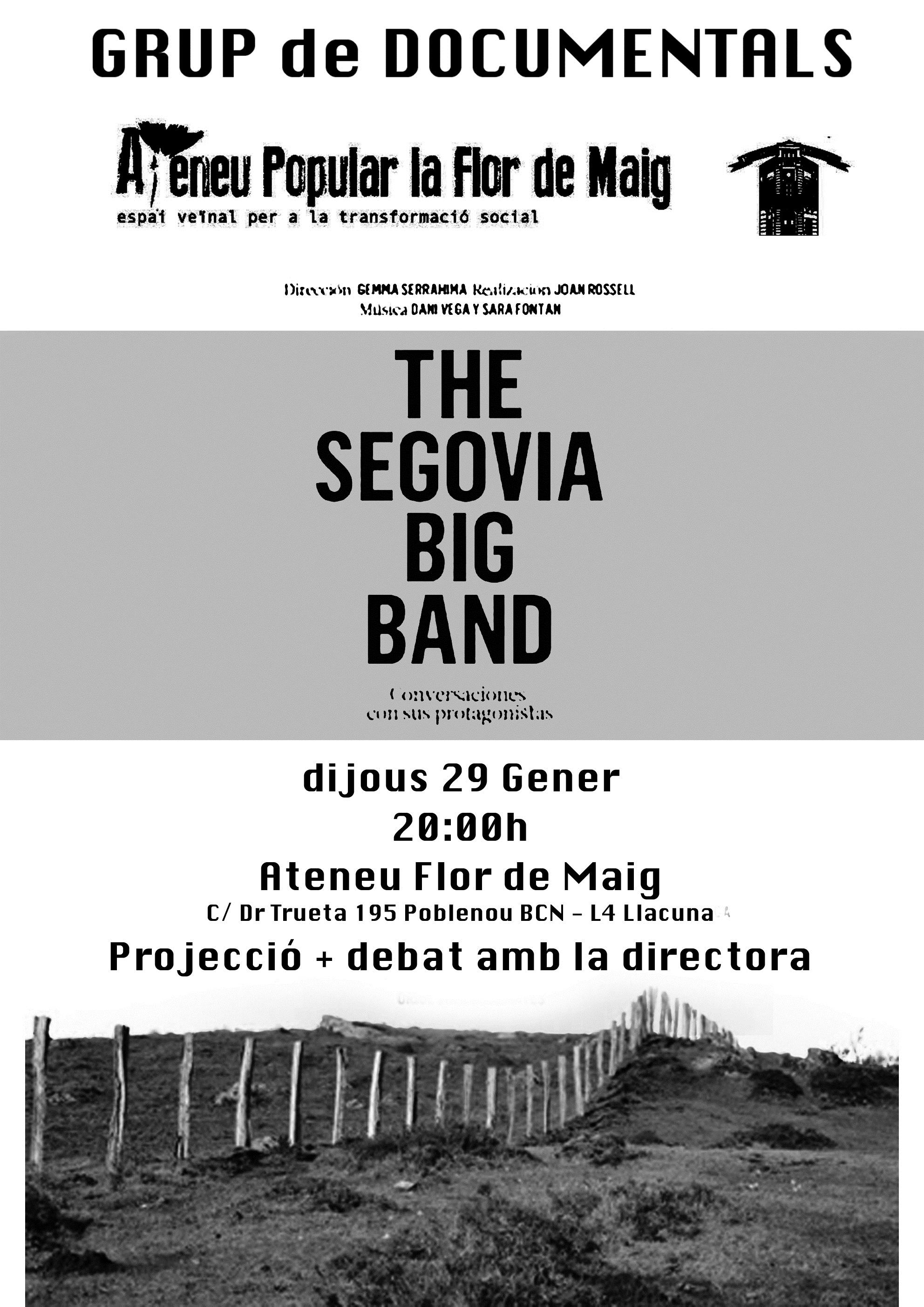 """[Dijous a la Flor] Documental """"The Segovia Big Bang"""""""