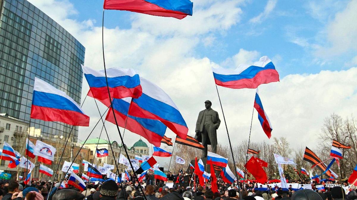 Xerrada sobre el conflicte d'Ucraïna [19 de febrer]
