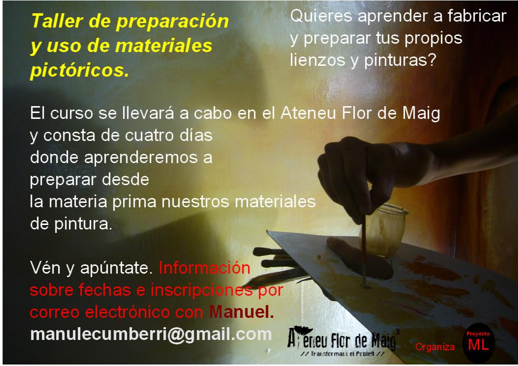 Vols aprendre a fabricar les teves pròpies pintures?