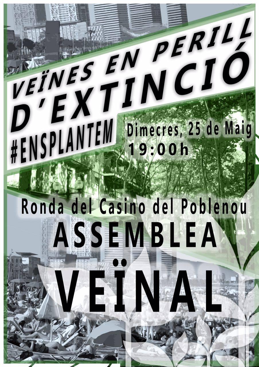 Assemblea Veïnal #EnsPlantem!