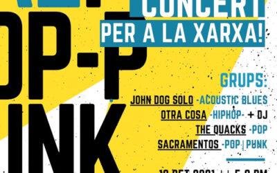 Barra solidaria CONCERT per a la XARXA!