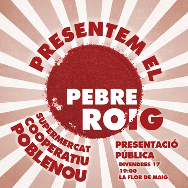 Presentem el Pebre Roig